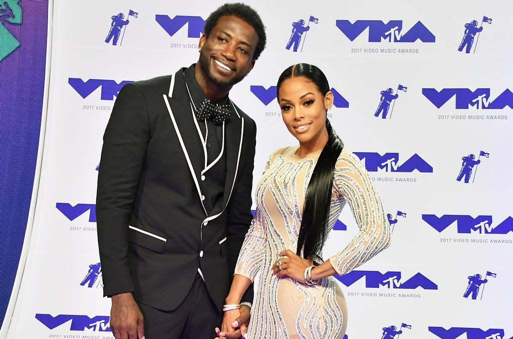 Gucci Mane and Keyshia Ka'Oir, 2017