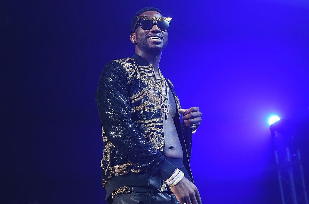 Gucci Mane in 2016