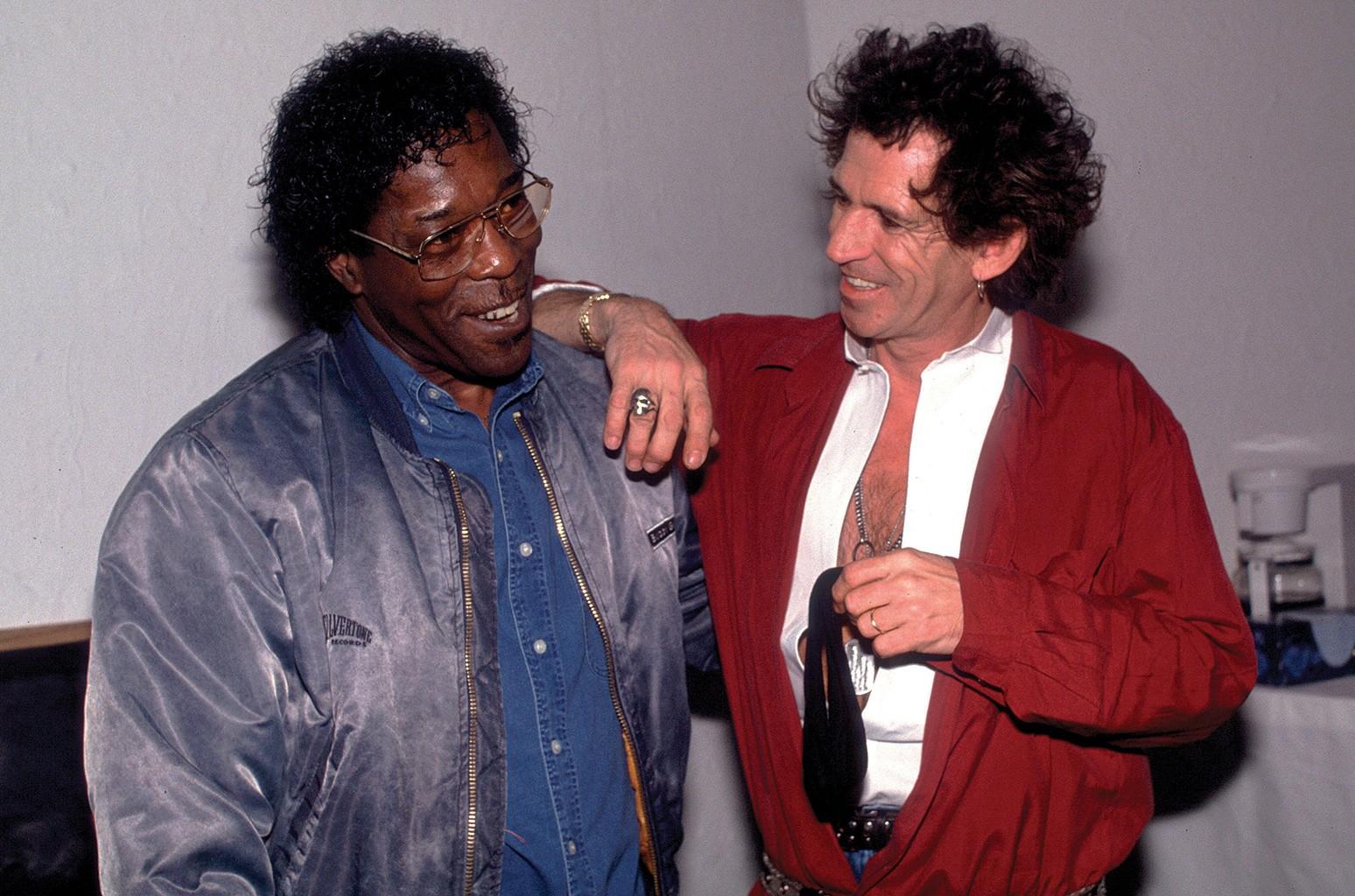 Buddy Guy & Keith Richards