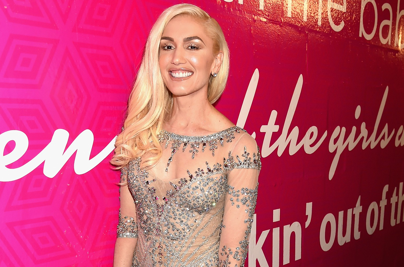 Gwen Stefani attends the 2016 Billboard Music Awards