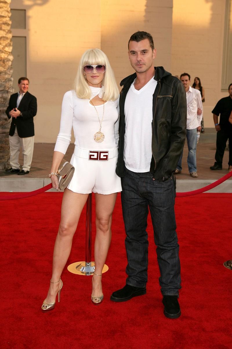 Gwen Stefani & Gavin Rossdale, 2006