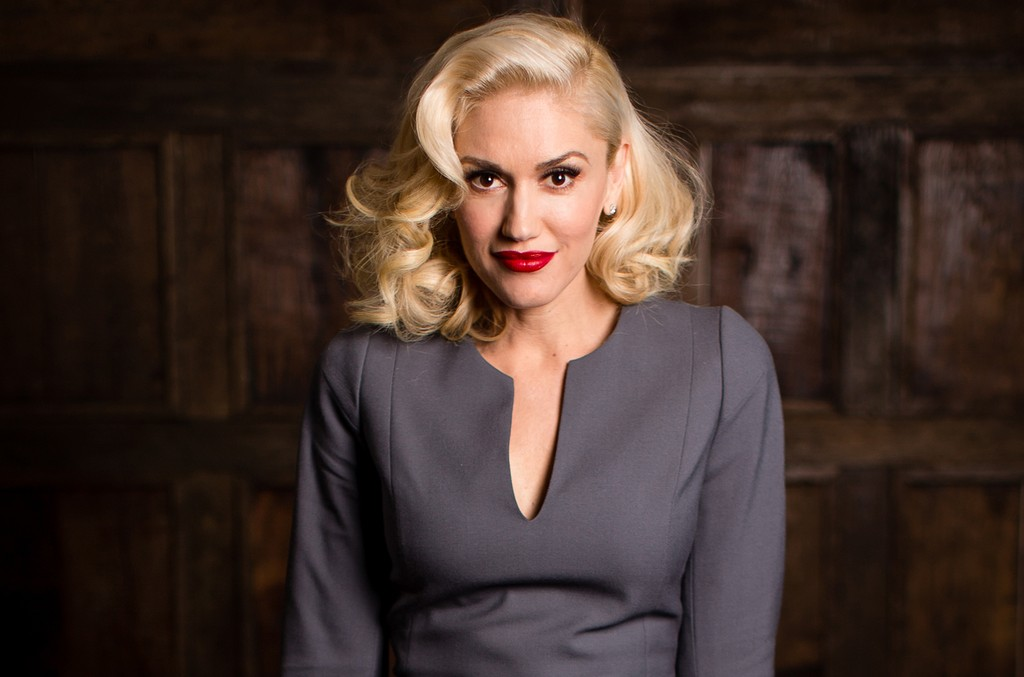 Gwen Stefani at the Orpheum