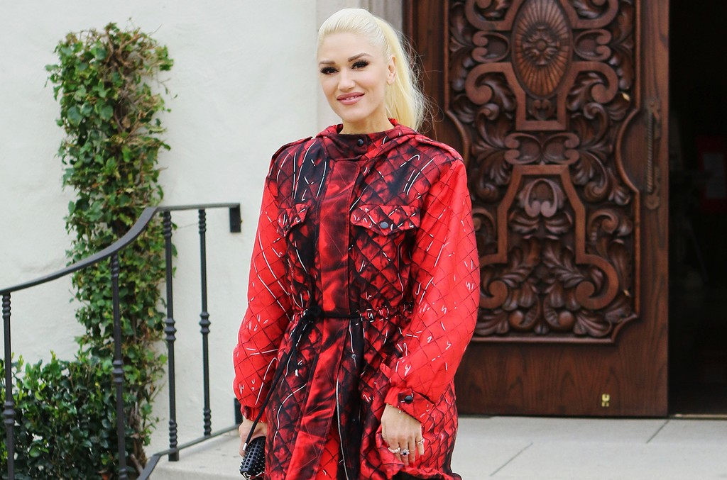 Gwen Stefani is seen on Feb. 5, 2017 in Los Angeles.