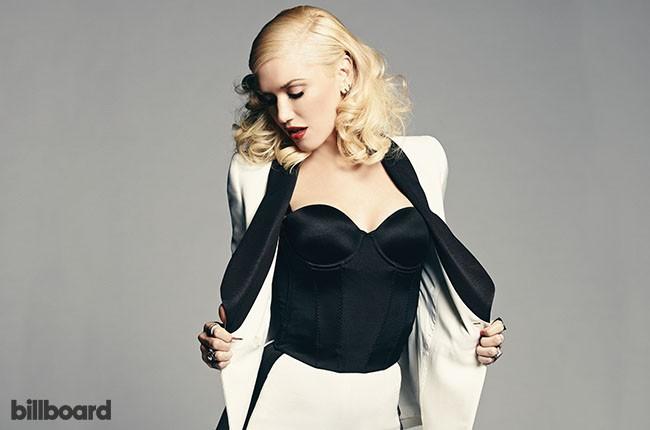 Gwen Stefani of The Voice, 2014.