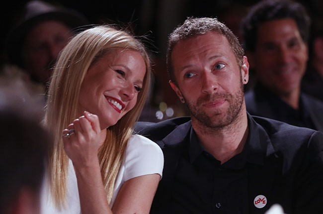 Gwyneth Paltro and Chris Martin
