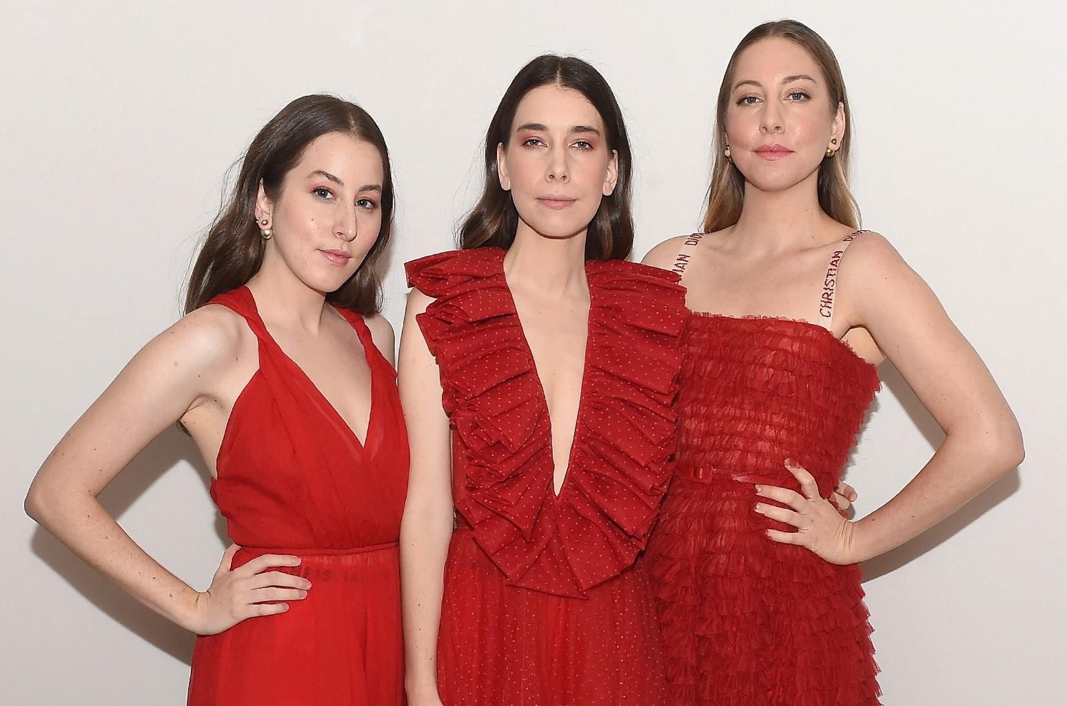 Alana Haim, Danielle Haim and Este Haim