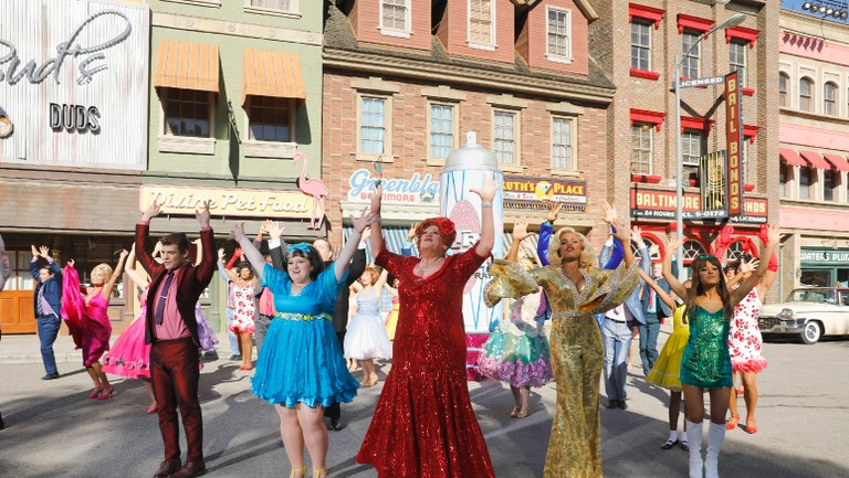 Hairspray Live!' Cast Explains Why 'The Timing Is Right to Deliver ...