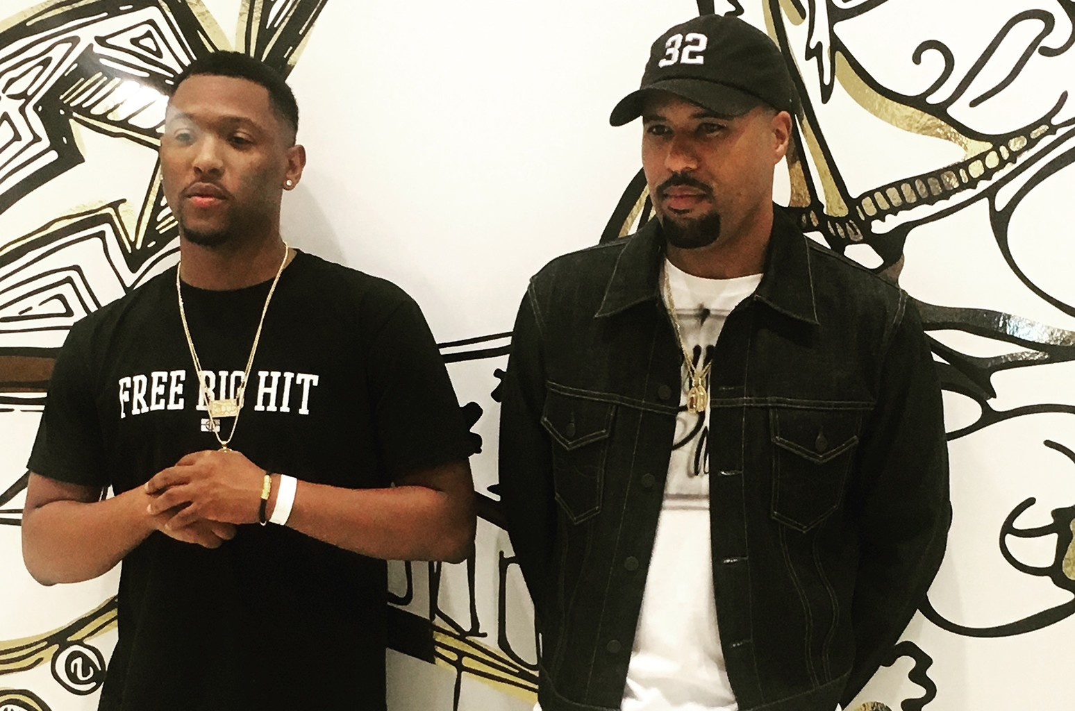 Dom Kennedy and Hit-Boy of Half-A-Mil