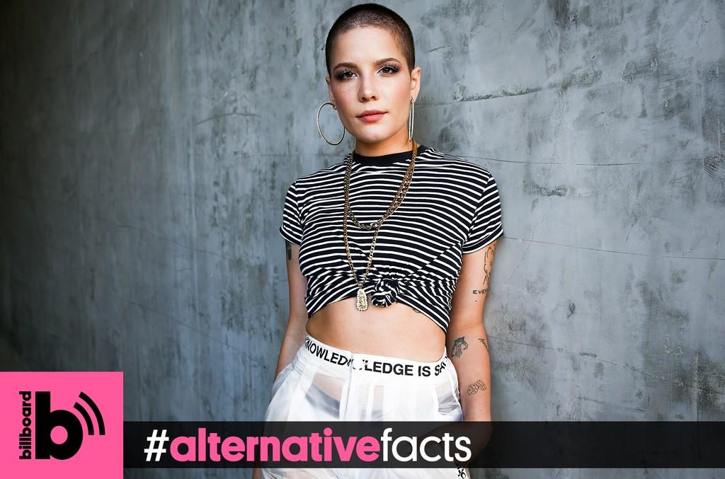 #AlternativeFacts Podcast: Halsey