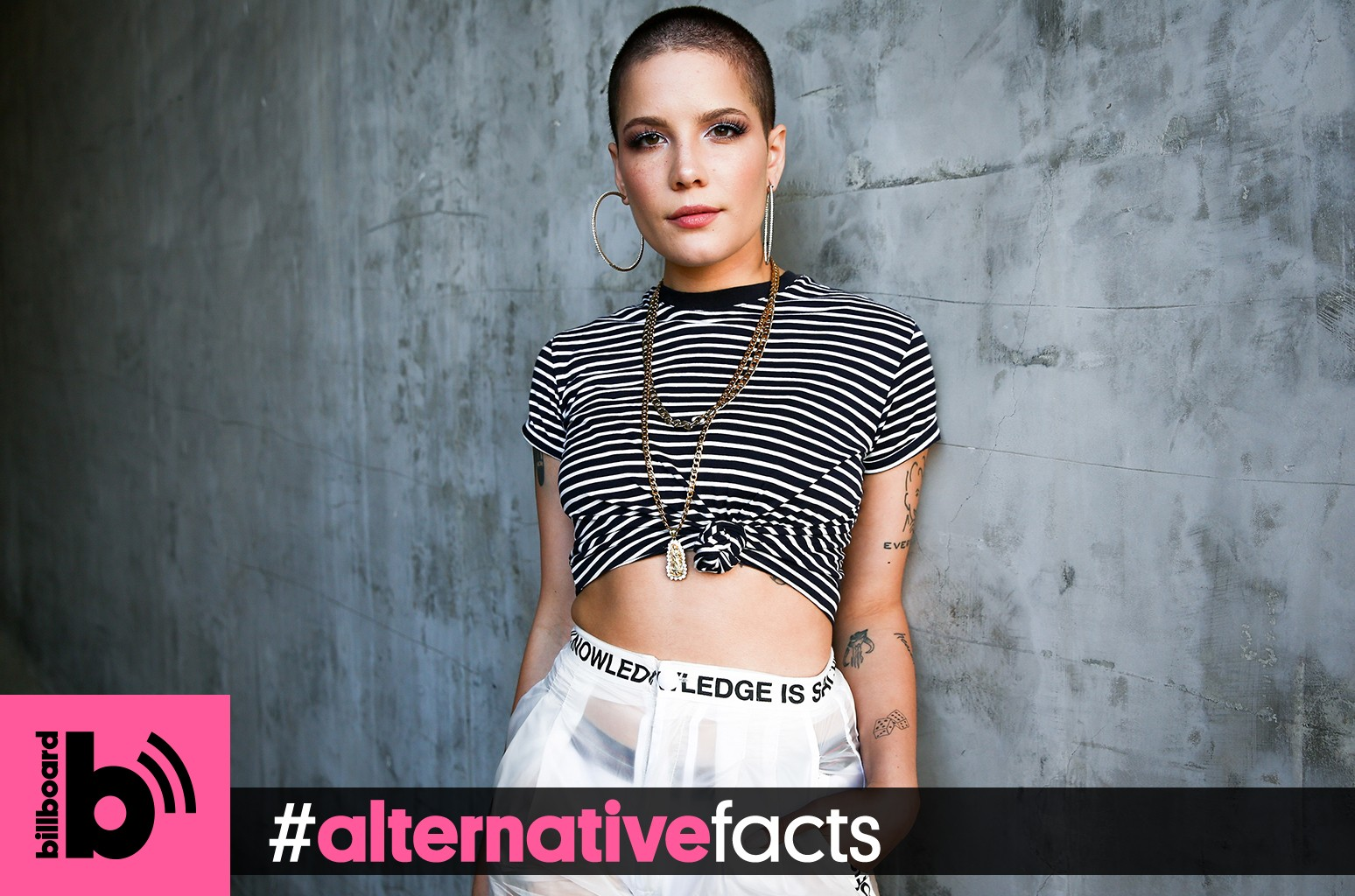 #AlternativeFacts Podcast: Halsey
