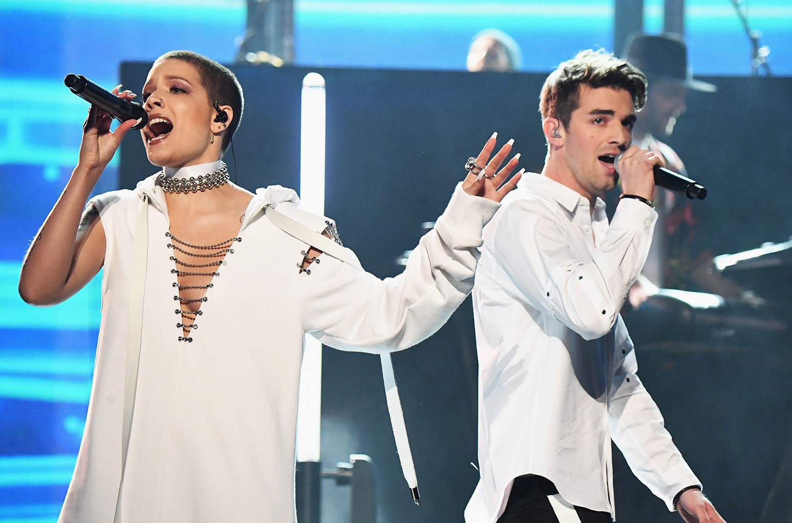 Halsey and the Chainsmokers