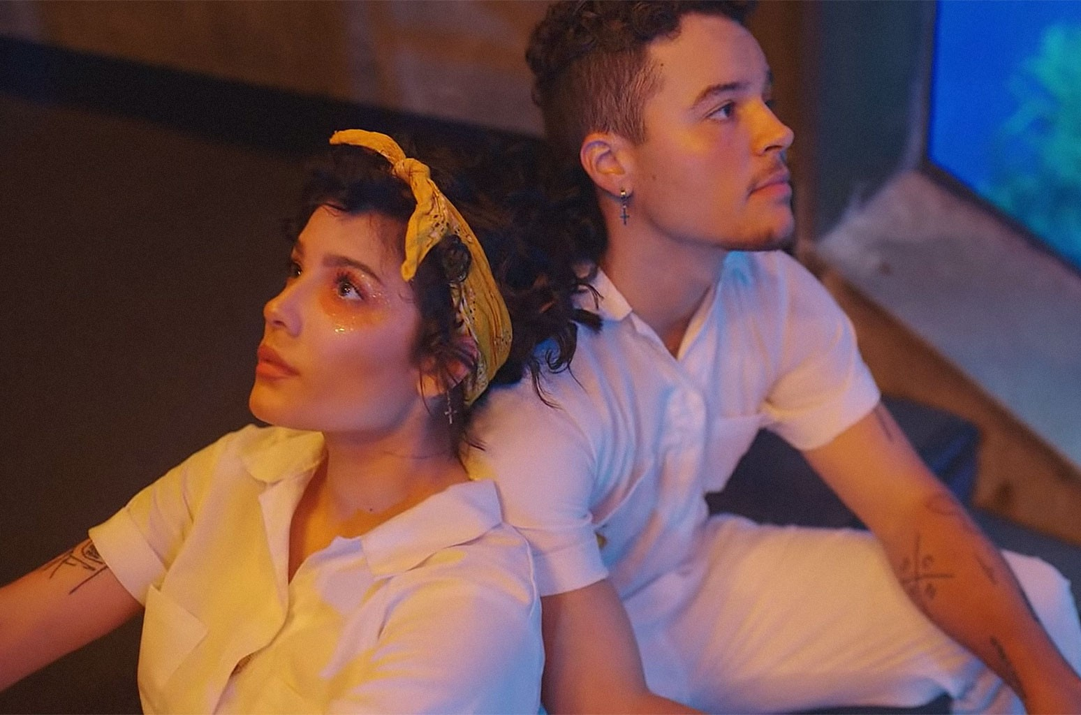 "Halsey, ""Clementine"" (with Sevian Frangipane)"