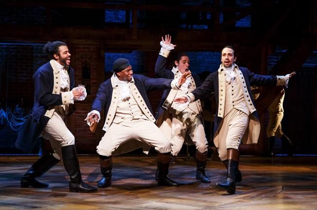 "Broadway's ""Hamilton"""