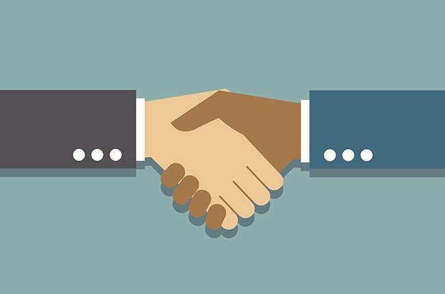 Handshake biz