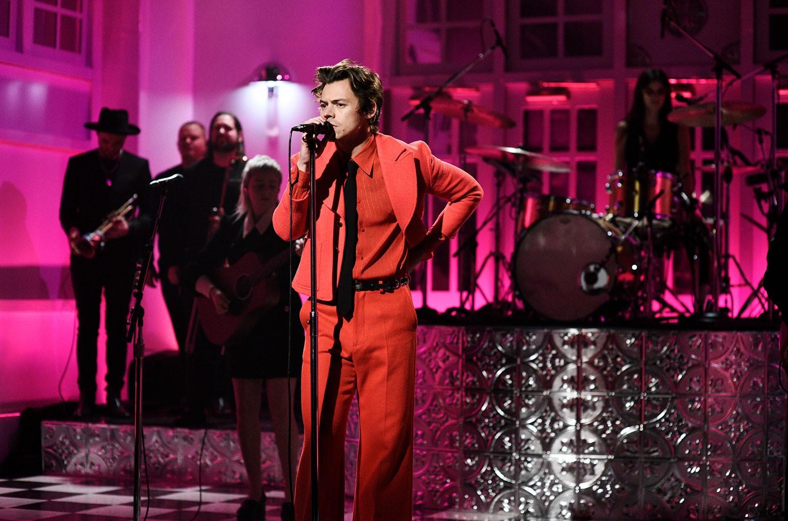 Harry Styles, Saturday Night Live