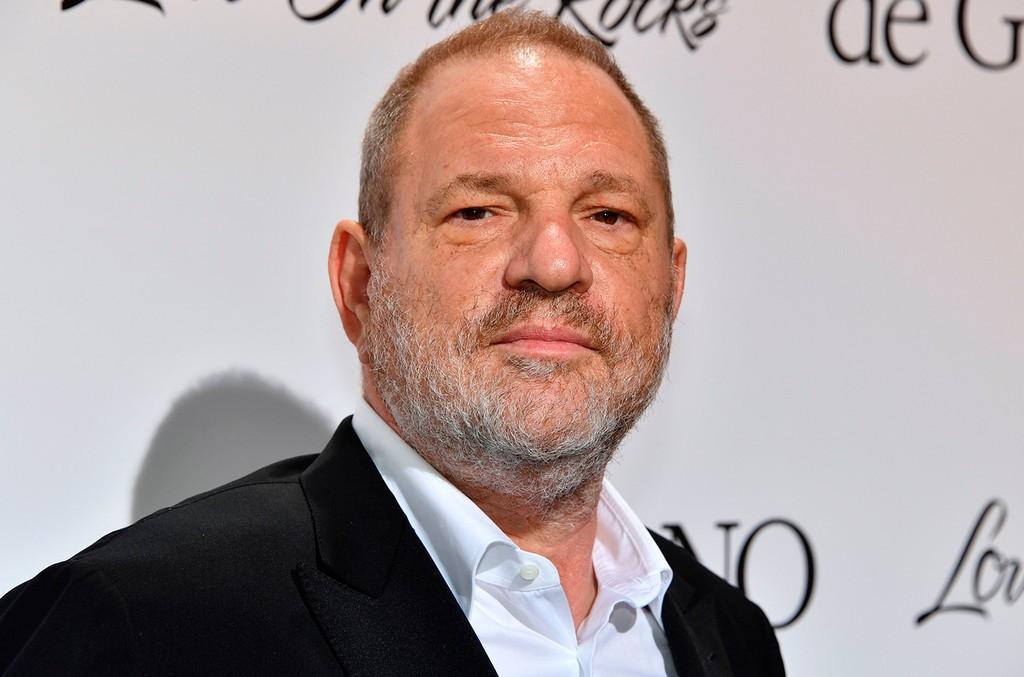 Harvey Weinstein, 2017