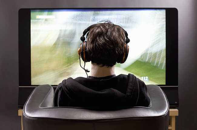 Headphones and Videogames