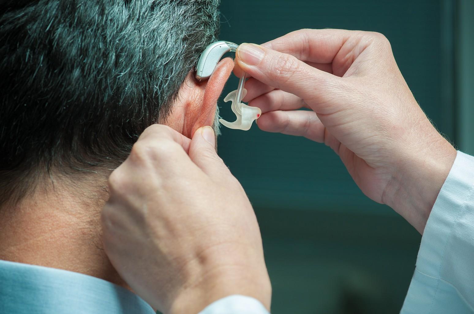 Hearing Loss Hearing Aid 2017