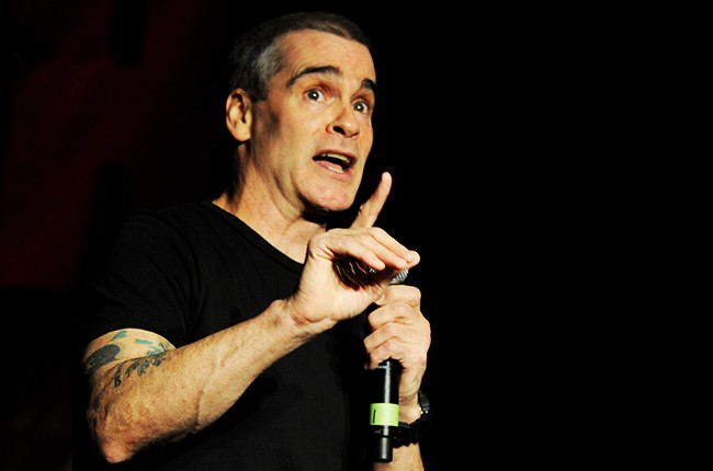 Henry Rollins, 2011