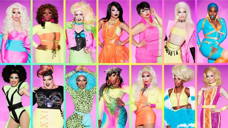 <p>RuPaul&#39&#x3B;s Drag Race All Stars</p>