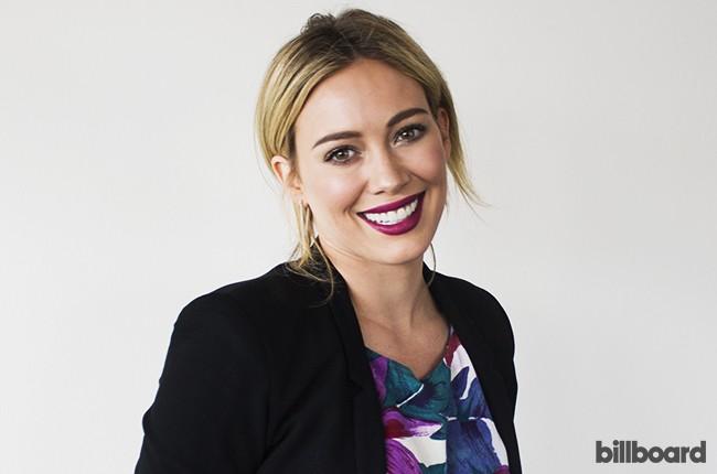 Hilary Duff, 2014