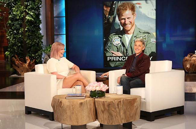 "Hilary Duff on ""The Ellen DeGeneres Show"""