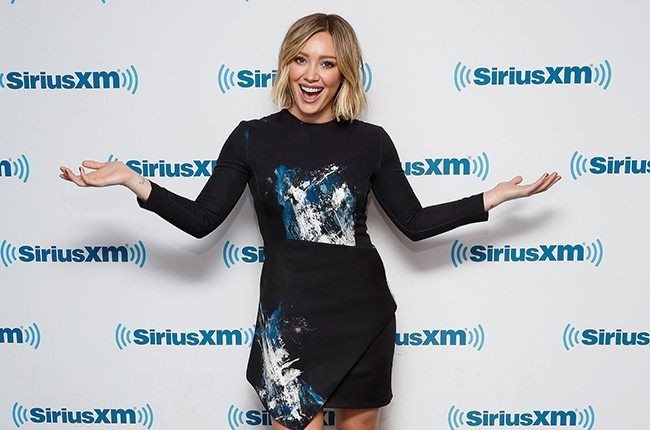 Hilary Duff 2016