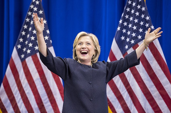 Hillary Clinton 2015