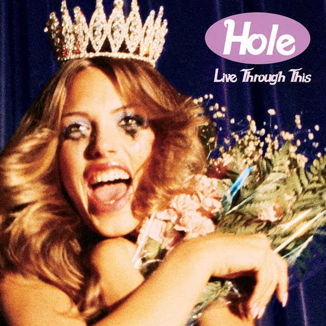 Hole: Live Through This, 1994.