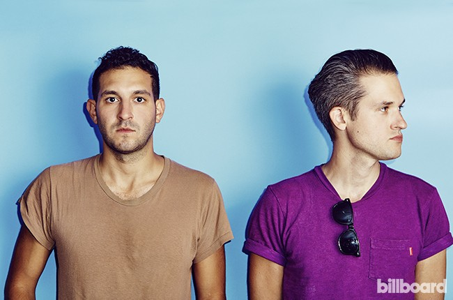 Holy Ghost! Hot 100 Festival 2015