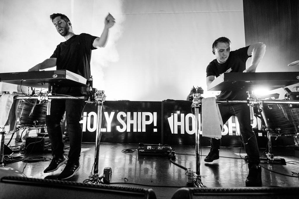 Holy Ship cruise, Jan. 2016.