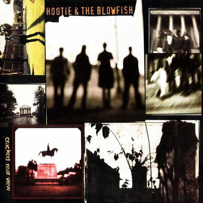 Hootie & the Blowfish: Cracked Rear View, 1994.