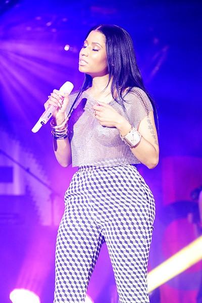 Nicki Minaj at Hot 97's 2014 Summer Jam