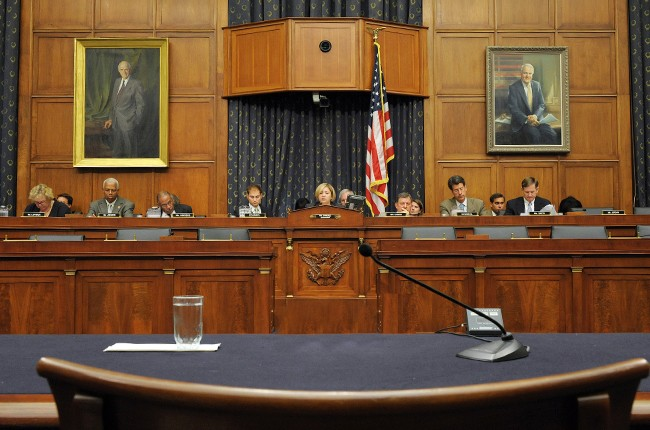 House Judiciary Subcommittee on Courts, Intellectual Property and the Internet Hearing