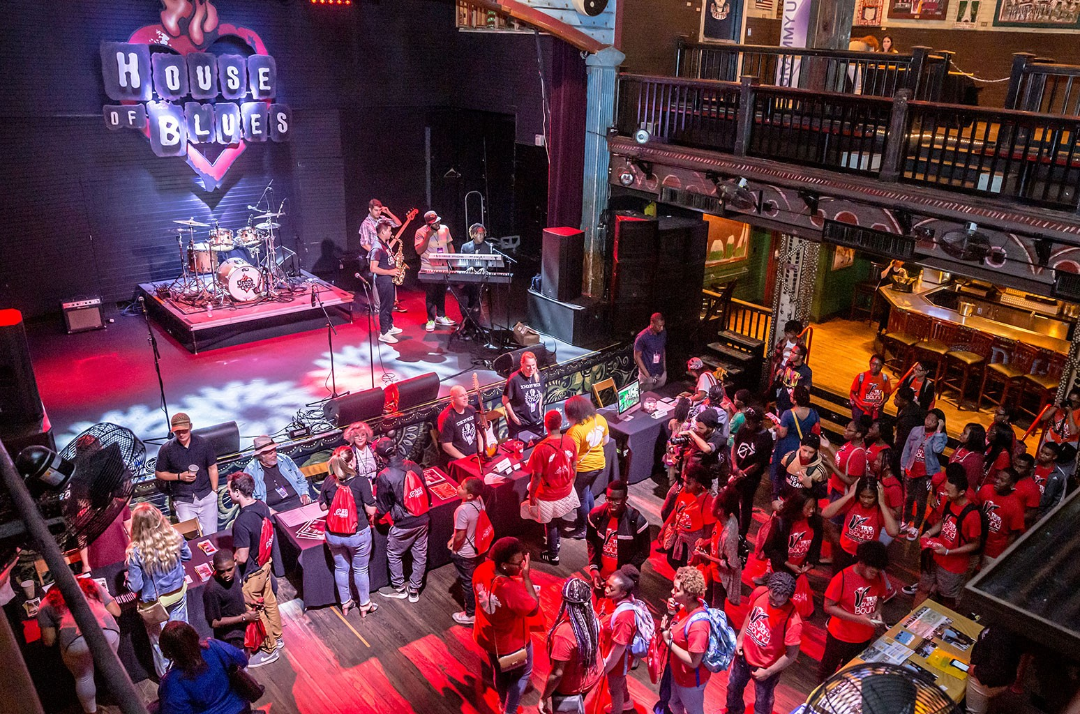 """The House of Blues Music Forward Foundation's """"All Access Fest"""""""
