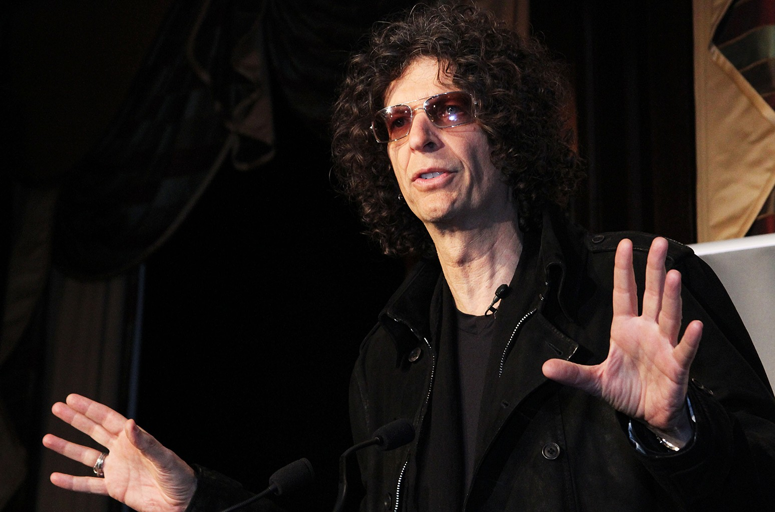 Howard Stern in New York City