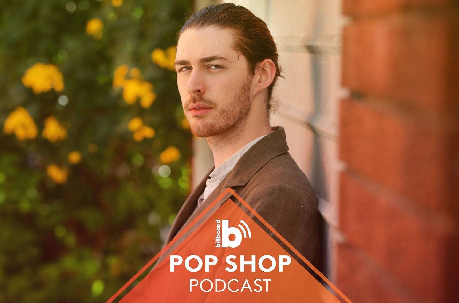 Pop Shop Podcast featuring: Hozier