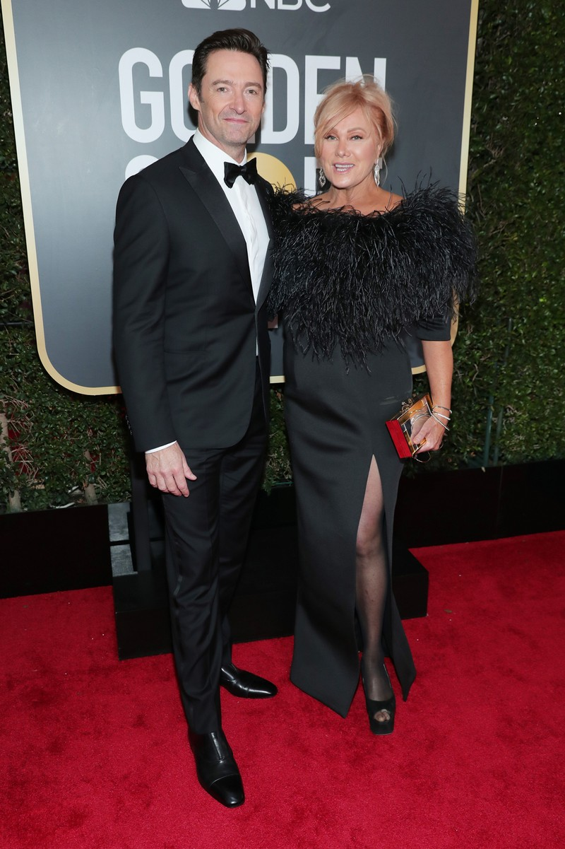 Hugh Jackman & Deborra-lee Furness, 2018