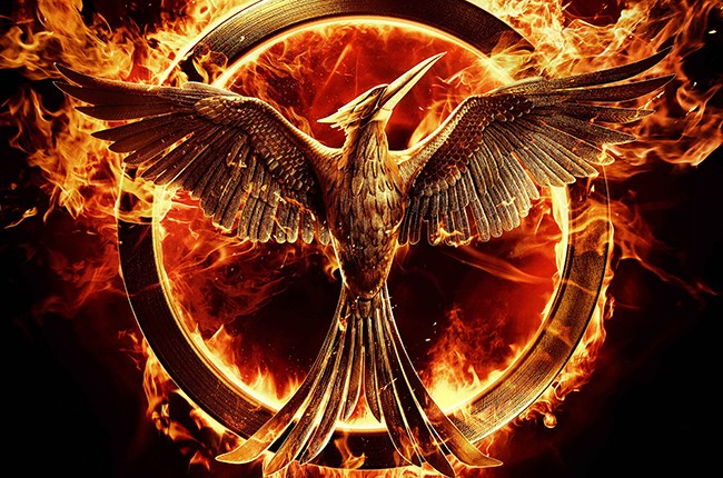 The Hunger Games: Mockingjay, Part One Poster