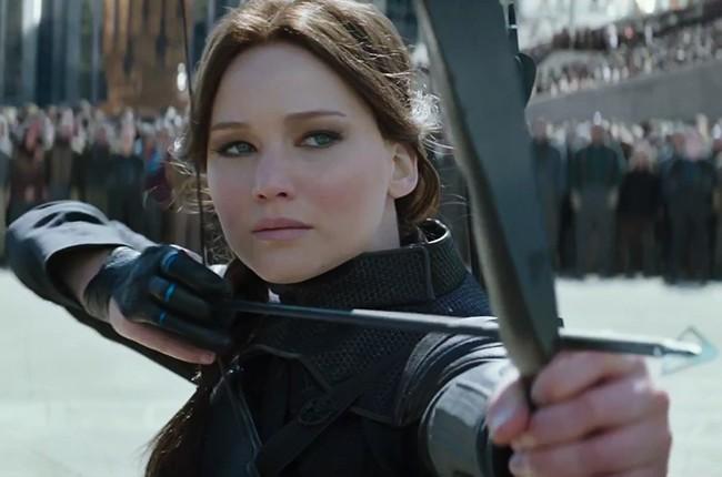 Hunger Games: Mockingjay Part 1 Release Date 2014