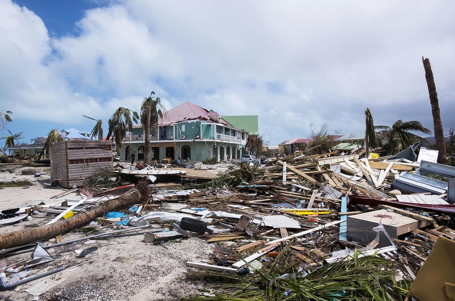 Hurricane Irma Saint-Martin