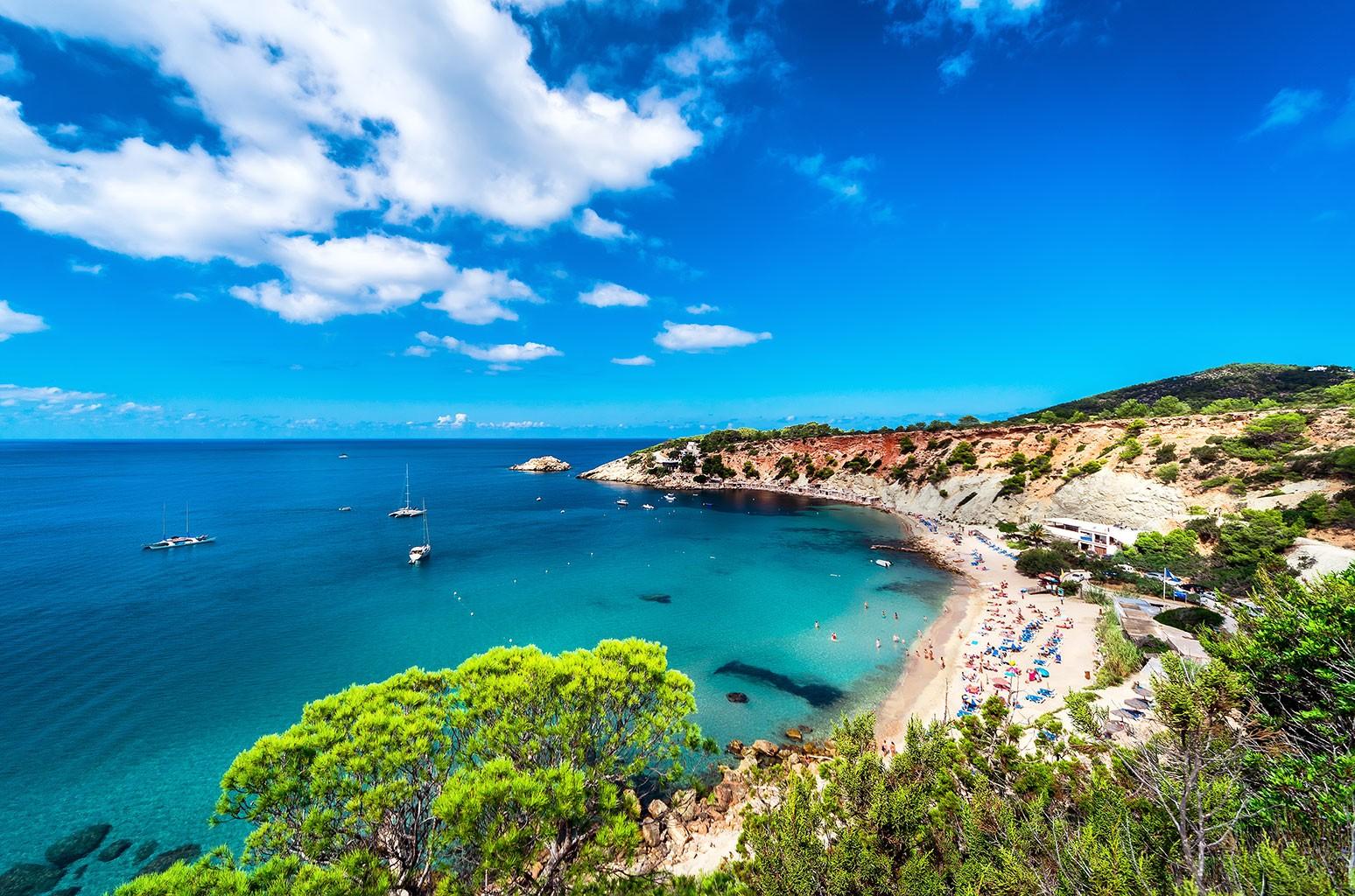 Ibiza, Balearic Islands in Spain