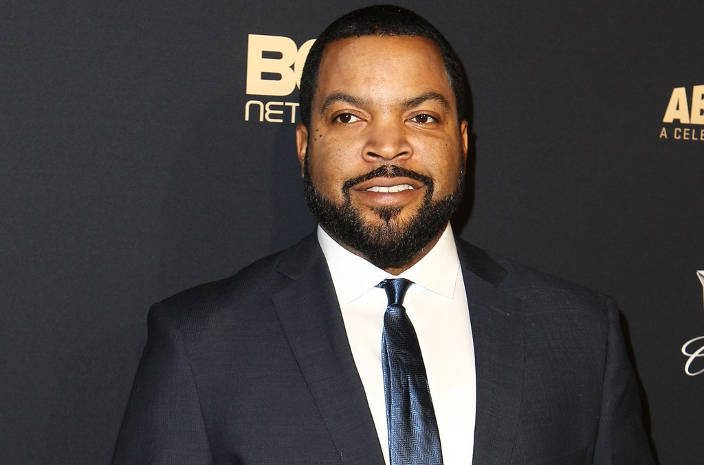 Ice Cube arrives at the 2016 American Black Film Festival Awards Gala on Feb. 21, 2016 in Beverly Hills, Calif.