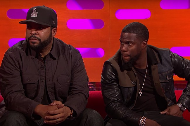Ice Cube Graham Norton Show