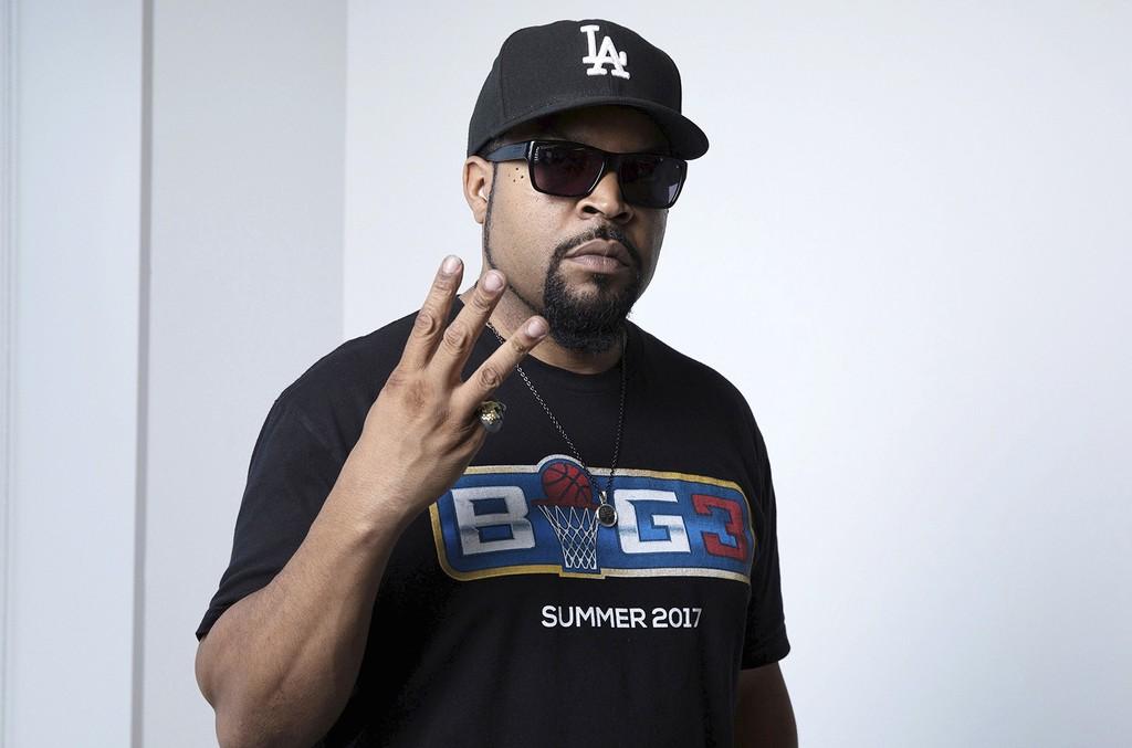 Ice Cube 2017