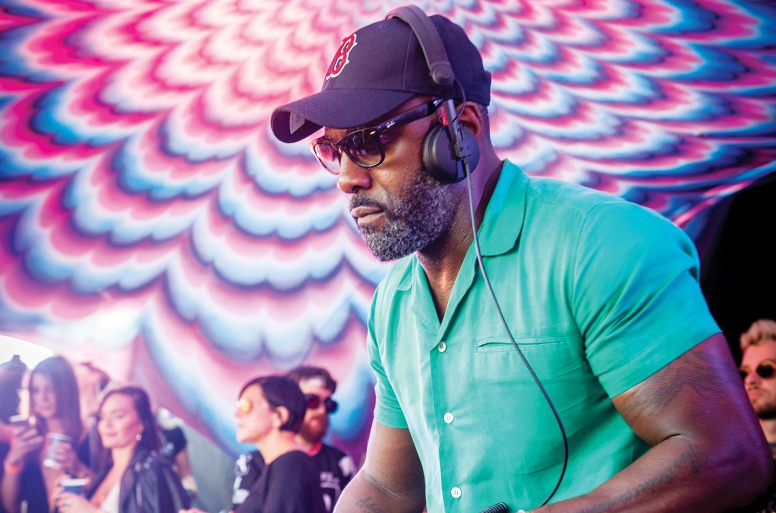 Idris Elba Has a Megan Thee Stallion Collaboration Coming
