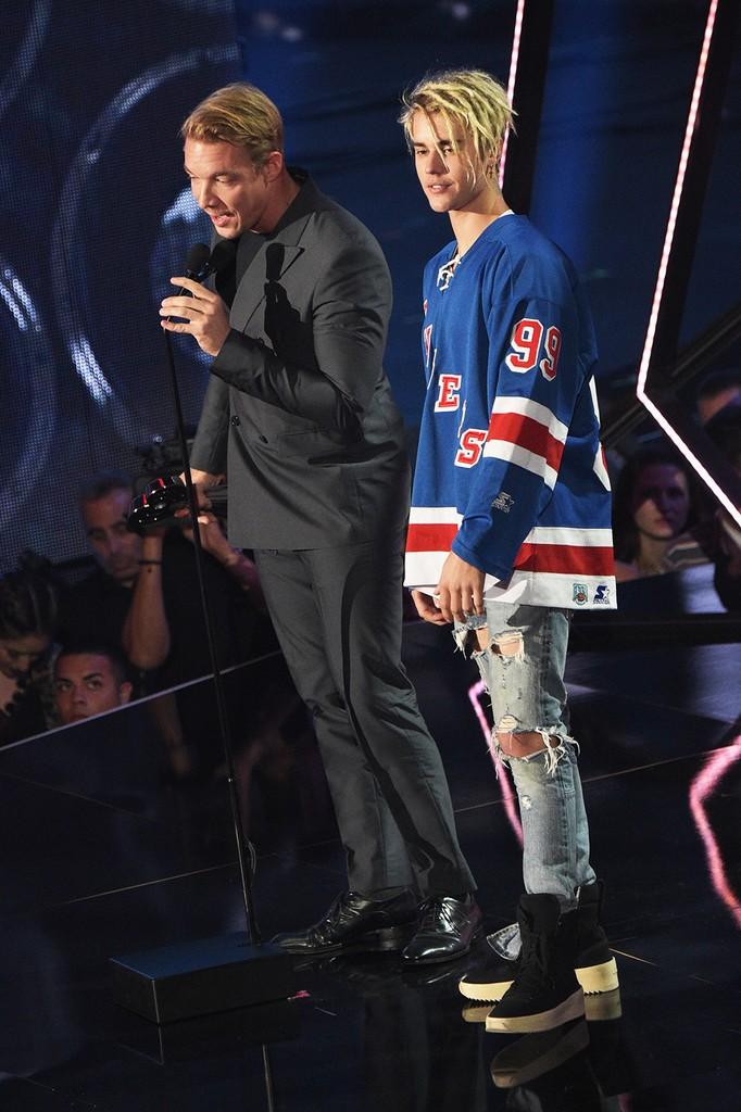 Diplo and Justin Beiber