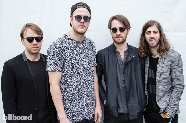 Imagine Dragons at Firefly 2014