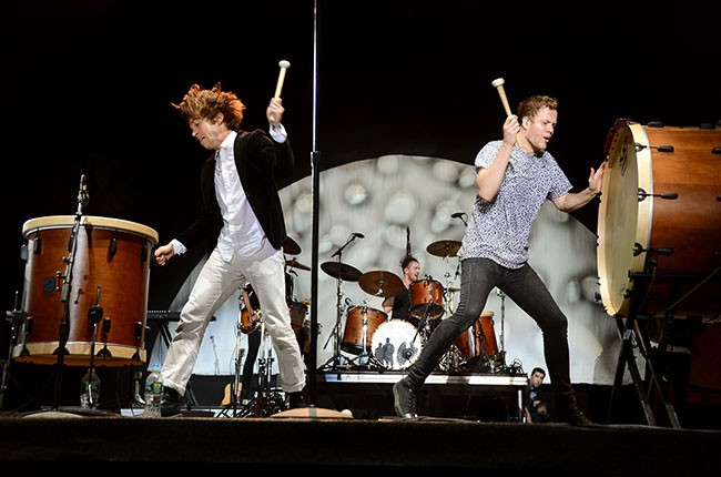 Imagine Dragons, Firefly 2014