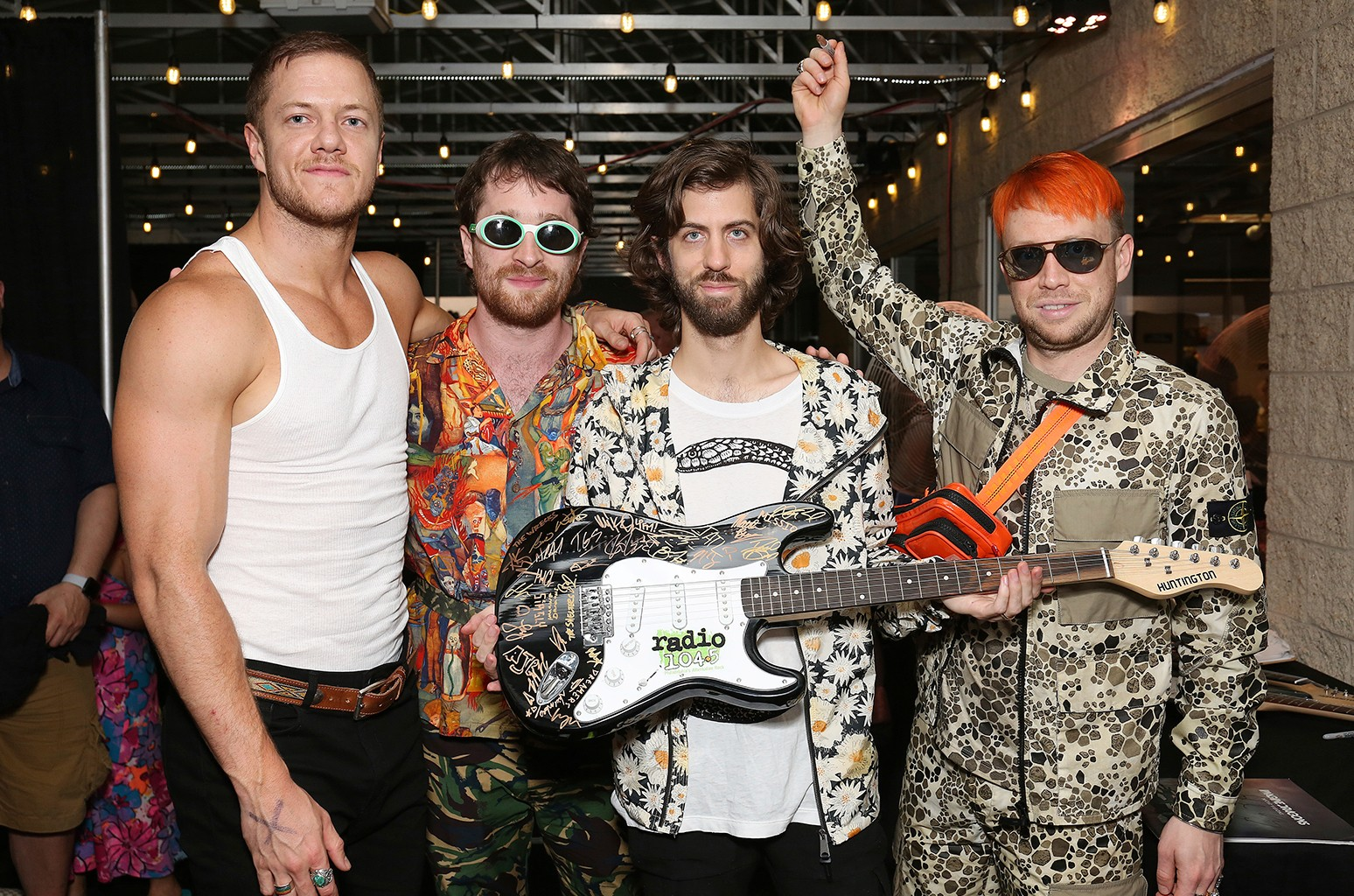 Imagine Dragons Celebrate Over a Decade as a Band & Tease What's to Come